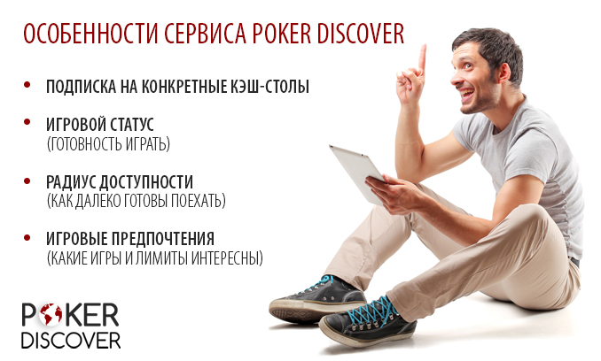 Poker Discover: life without spam