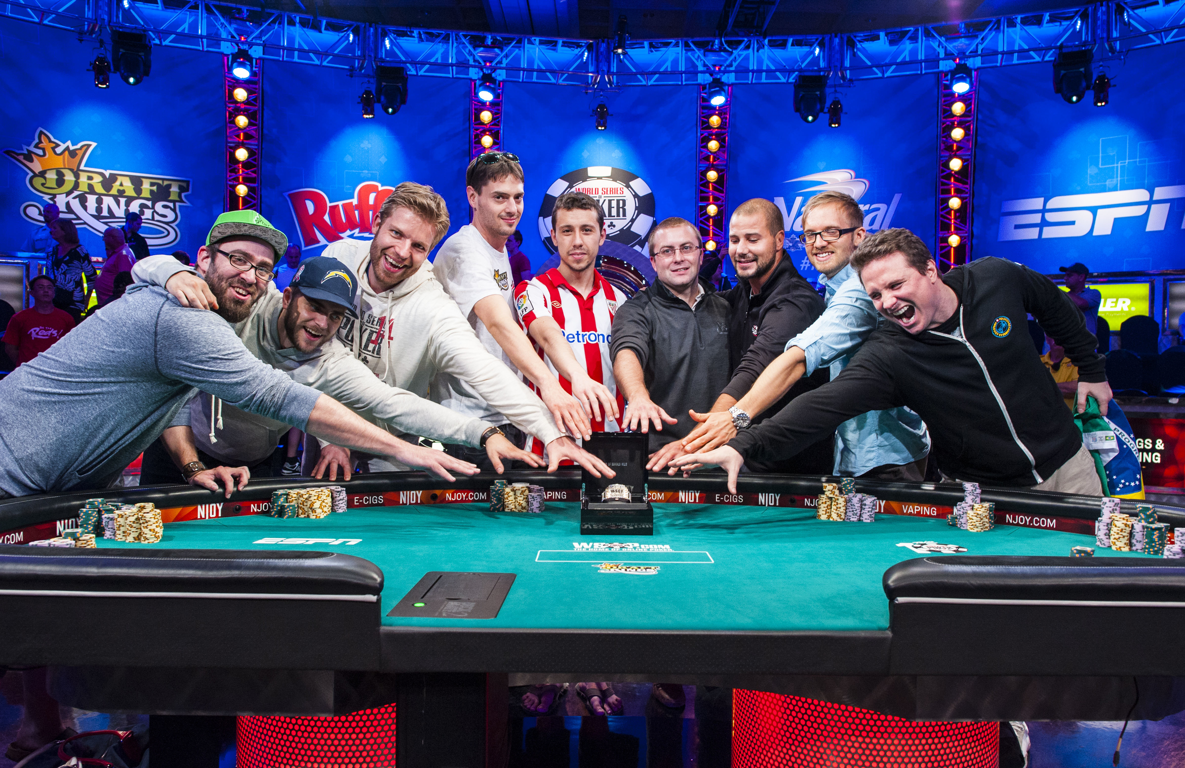 WSOP Main Event 2014: Gentlemen, place your bets