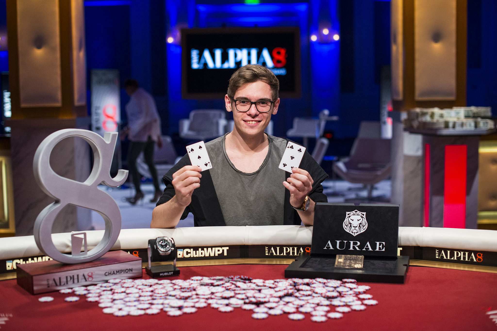WSOP 2016: first information and $100,000 WPT Alpha8 results