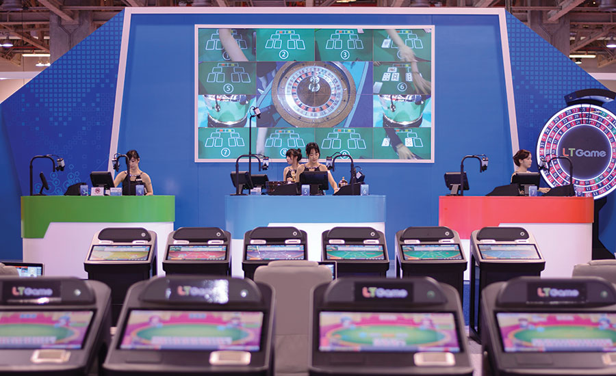 Venetian cut the poker room space in half… for blackjack