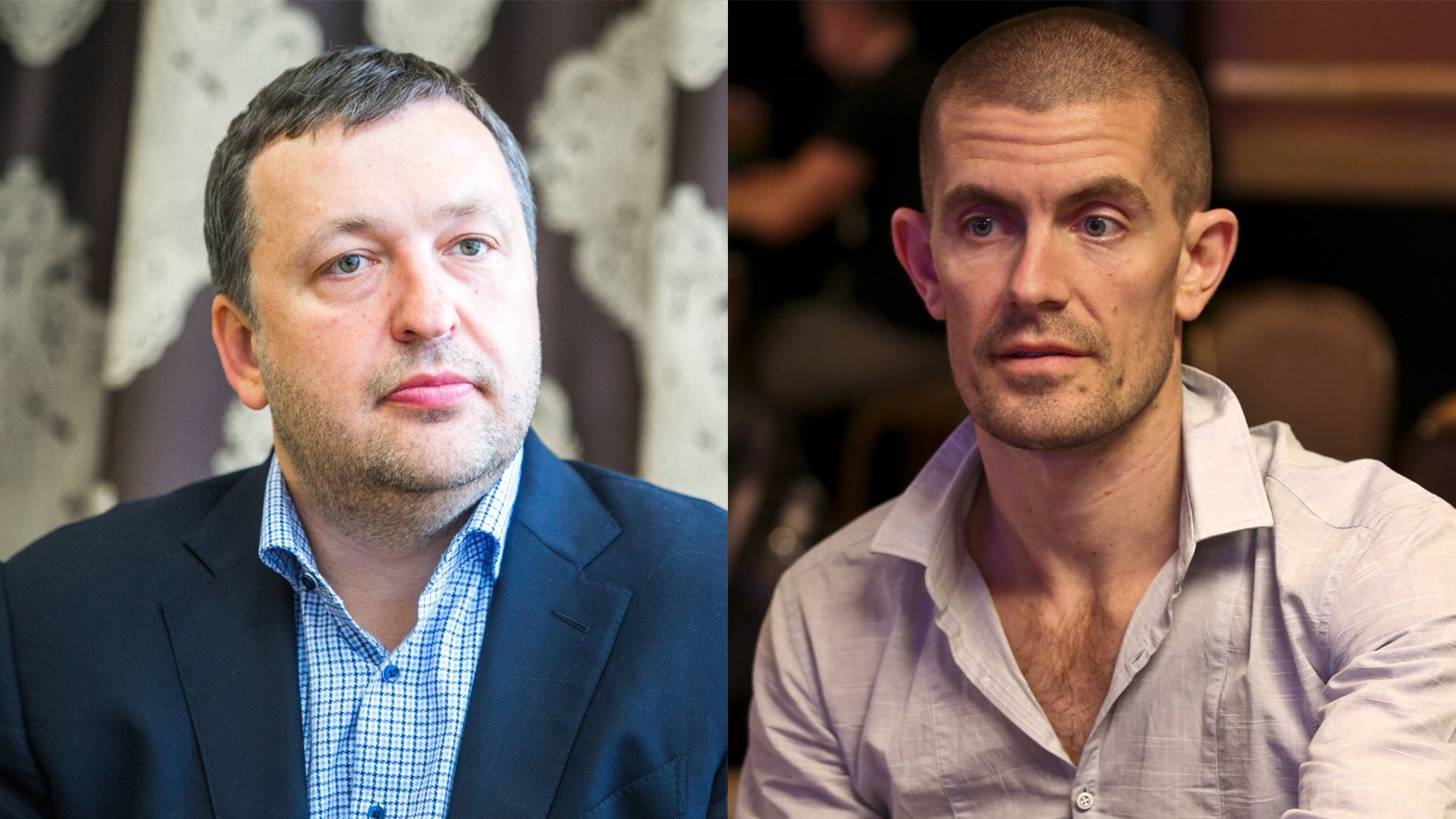 Tony G vs. Gus Hansen: The Big Cash Game in King's Casino