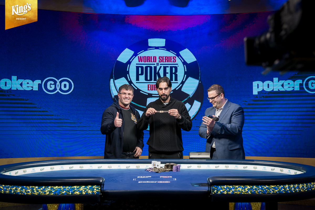 Celebrating 30 years of responsible gaming at WSOP