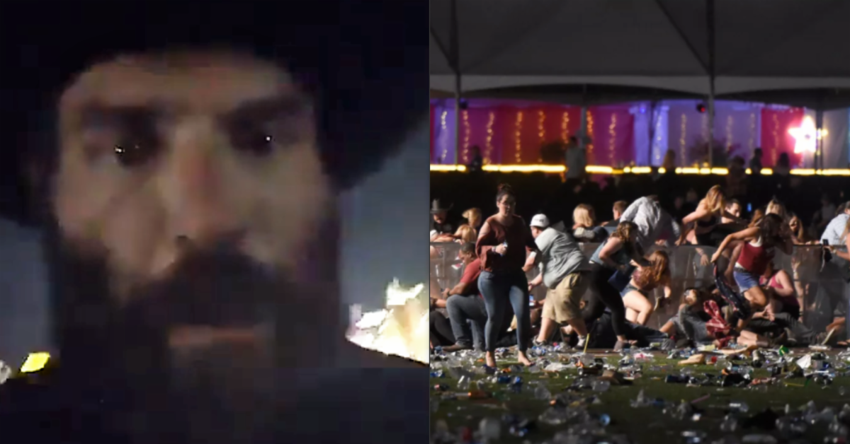 Dan Bilzerian during Las Vegas shooting: a coward or a hero?