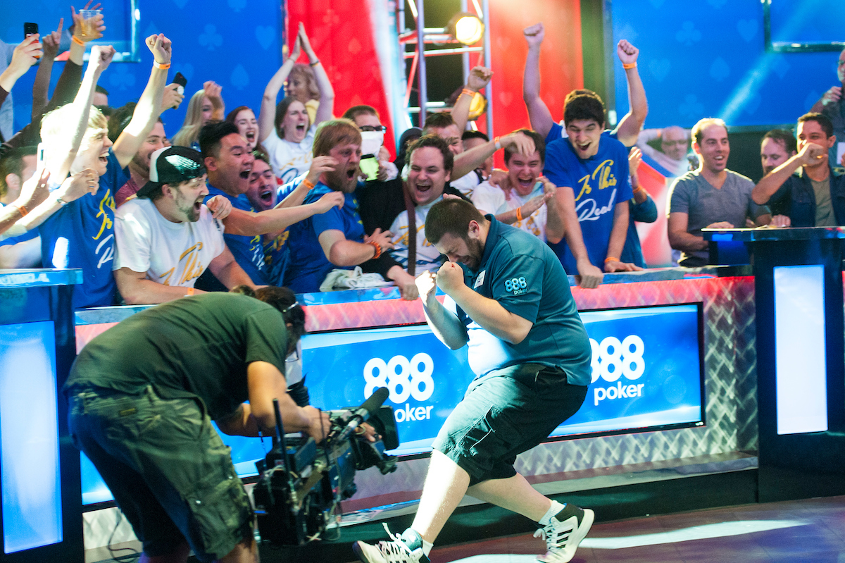 WSOP 2017 champion will pay $4,000,000 in taxes