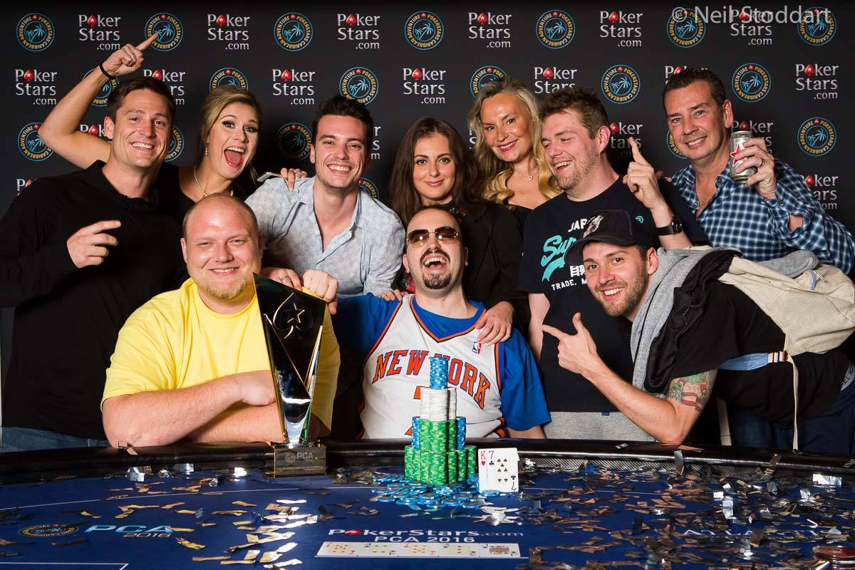 Pokerdiscover rating of the best live players in 2017