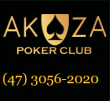 Akaza Poker Club logo