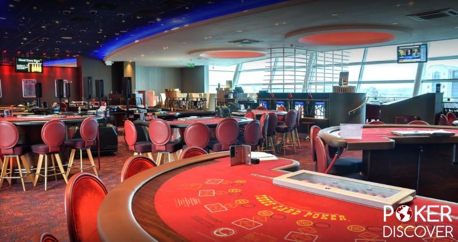 Casino Queen Club Sevens