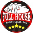 Full House poker Club MA logo