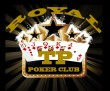 Royal TP Poker Club  logo