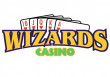Wizards Casino	 logo
