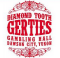 Diamond Tooth Gerties logo